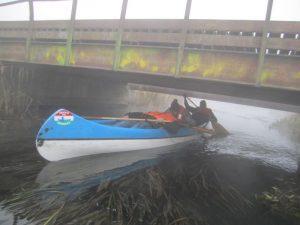 Hévíz-patak úsztatómajor híd