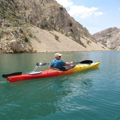 Horvátországi tengeri kajak túra kanyonban és tengeren 🗓